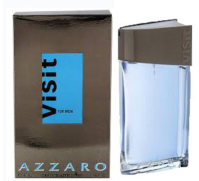 ادو تویلت مردانه آزارو مدل Visit For Men حجم 100 میلی لیتر Azzaro Visit For Men Eau De Toilette For Men 100ml