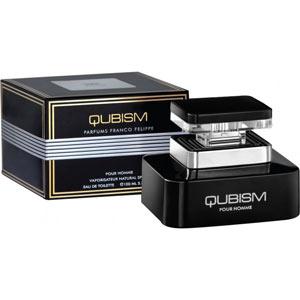 عطر ( ادکلن ) مردانه امپر مدل کوبیسم مشکی حجم 100 میل  Emper Eau de toilette Qubism for Men 100 ml