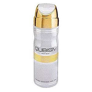 اسپری بدن زنانه امپر مدل کوبیسم حجم 200 میل Emper deodorant Body Spray Qubism for Women 200 ml