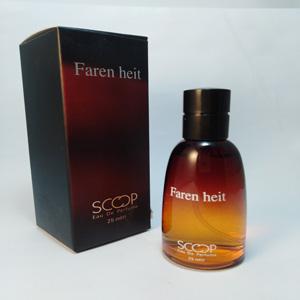 عطر مردانه مینی اسکوپ فرانسه فارنهایت دیور 25 میل Scoop france Eau de parfum Fahrenheit Dior for men 25 ml