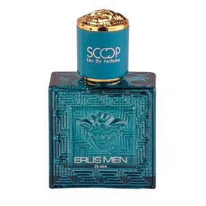 عطر مردانه مینی اسکوپ فرانسه ورساچه اروس 25 میل Scoop france Eau de parfum Eros Versace for men 25 ml