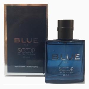 عطر مردانه مینی اسکوپ فرانسه بلو چنل 25 میل Scoop france Eau de parfum Blue Channel for men 25 ml