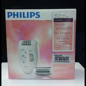 اپیلاتور (اپیلیدی یا موکن زنانه ) فیلیپس مدل HP6423  Philips HP6423 Epilator